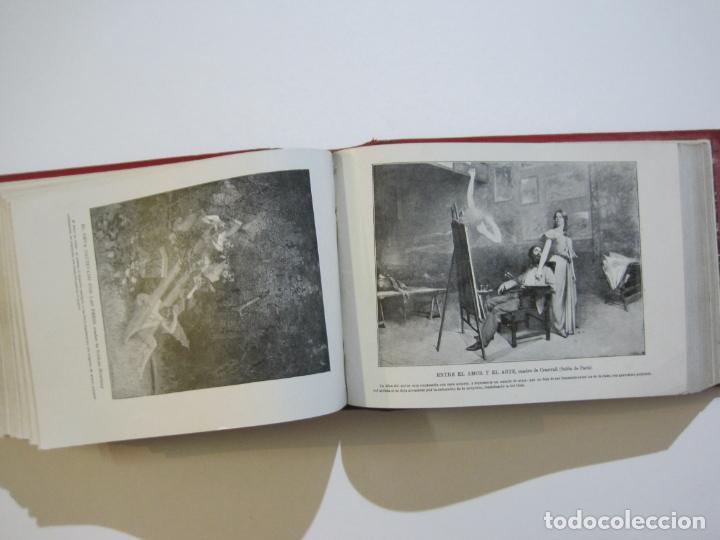 Arte: JOYAS DEL ARTE-LIBRO CONTENIENDO CIENTOS DE IMAGENES DE CUADROS DE ARTE-VER FOTOS-(V-22.282) - Foto 31 - 219556365