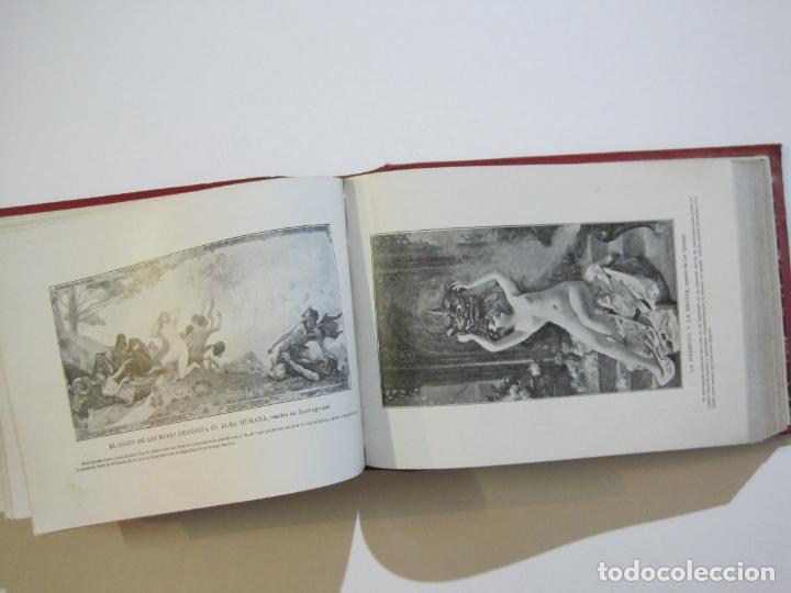Arte: JOYAS DEL ARTE-LIBRO CONTENIENDO CIENTOS DE IMAGENES DE CUADROS DE ARTE-VER FOTOS-(V-22.282) - Foto 32 - 219556365
