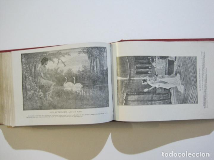 Arte: JOYAS DEL ARTE-LIBRO CONTENIENDO CIENTOS DE IMAGENES DE CUADROS DE ARTE-VER FOTOS-(V-22.282) - Foto 33 - 219556365