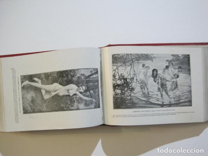 Arte: JOYAS DEL ARTE-LIBRO CONTENIENDO CIENTOS DE IMAGENES DE CUADROS DE ARTE-VER FOTOS-(V-22.282) - Foto 35 - 219556365