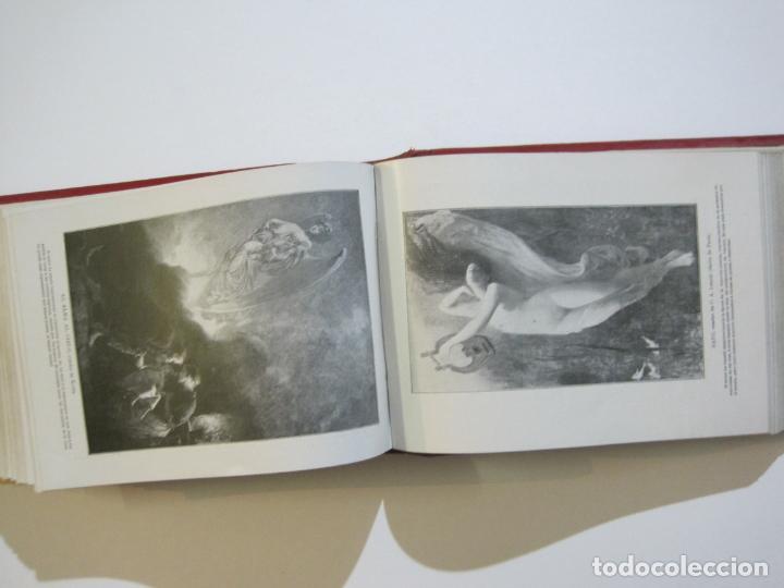 Arte: JOYAS DEL ARTE-LIBRO CONTENIENDO CIENTOS DE IMAGENES DE CUADROS DE ARTE-VER FOTOS-(V-22.282) - Foto 36 - 219556365