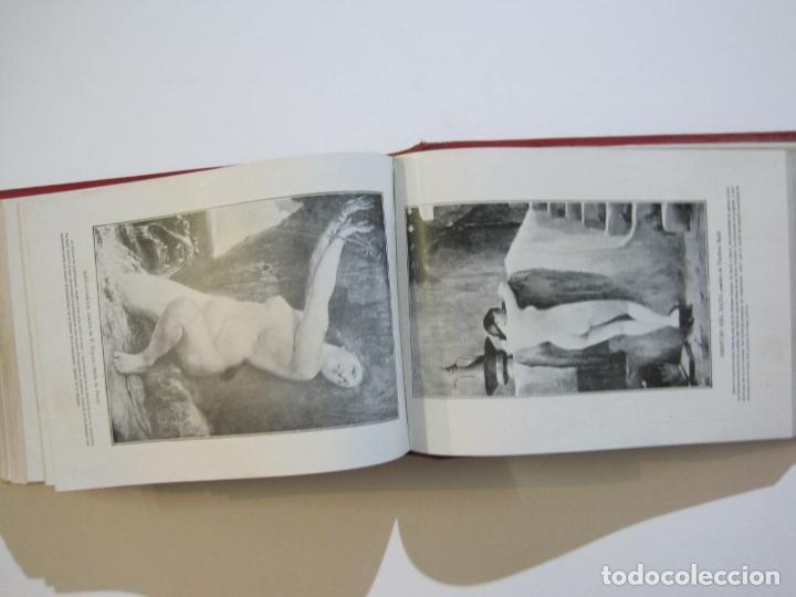 Arte: JOYAS DEL ARTE-LIBRO CONTENIENDO CIENTOS DE IMAGENES DE CUADROS DE ARTE-VER FOTOS-(V-22.282) - Foto 37 - 219556365