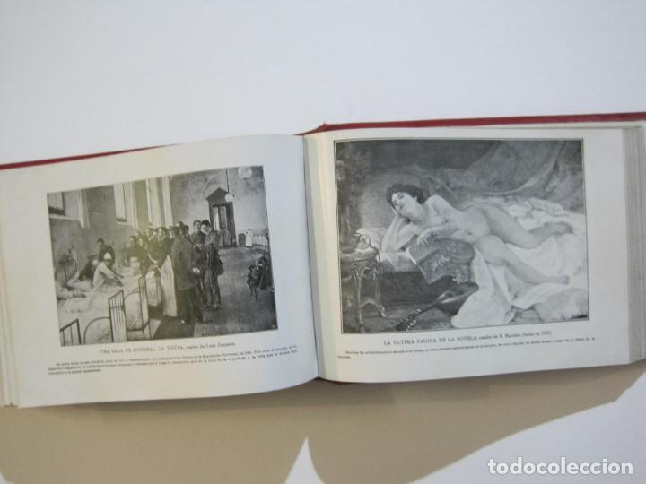 Arte: JOYAS DEL ARTE-LIBRO CONTENIENDO CIENTOS DE IMAGENES DE CUADROS DE ARTE-VER FOTOS-(V-22.282) - Foto 38 - 219556365