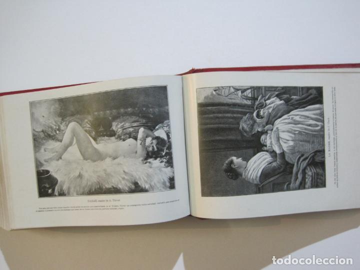 Arte: JOYAS DEL ARTE-LIBRO CONTENIENDO CIENTOS DE IMAGENES DE CUADROS DE ARTE-VER FOTOS-(V-22.282) - Foto 39 - 219556365