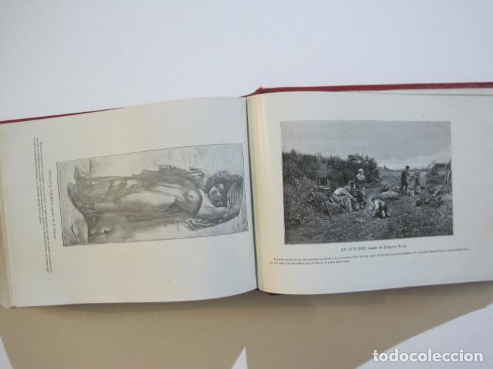 Arte: JOYAS DEL ARTE-LIBRO CONTENIENDO CIENTOS DE IMAGENES DE CUADROS DE ARTE-VER FOTOS-(V-22.282) - Foto 40 - 219556365