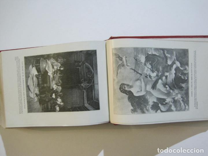 Arte: JOYAS DEL ARTE-LIBRO CONTENIENDO CIENTOS DE IMAGENES DE CUADROS DE ARTE-VER FOTOS-(V-22.282) - Foto 41 - 219556365