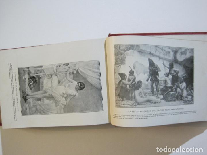 Arte: JOYAS DEL ARTE-LIBRO CONTENIENDO CIENTOS DE IMAGENES DE CUADROS DE ARTE-VER FOTOS-(V-22.282) - Foto 42 - 219556365