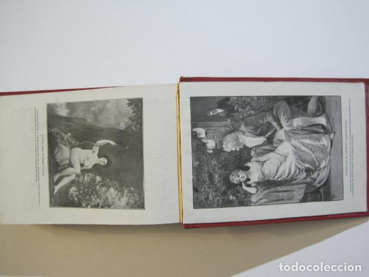 Arte: JOYAS DEL ARTE-LIBRO CONTENIENDO CIENTOS DE IMAGENES DE CUADROS DE ARTE-VER FOTOS-(V-22.282) - Foto 43 - 219556365