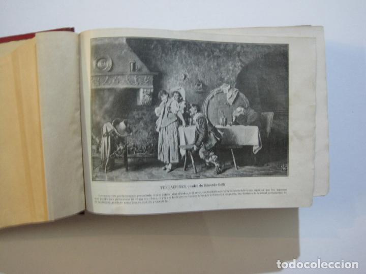 JOYAS DEL ARTE-LIBRO CONTENIENDO CIENTOS DE IMAGENES DE CUADROS DE ARTE-VER FOTOS-(V-22.282) (Arte - Catálogos)