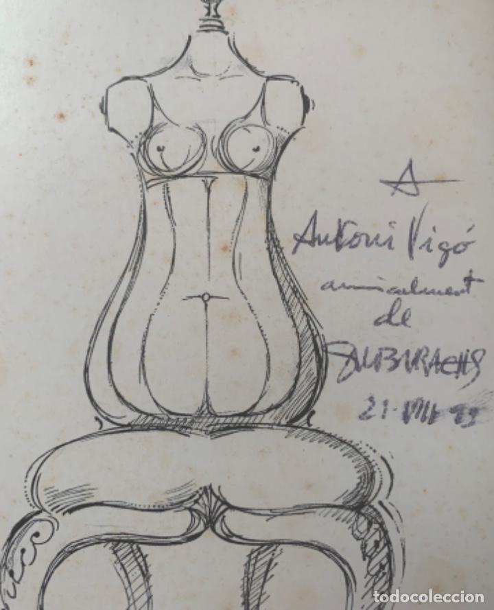 Arte: CATÁLOGO SUBIRACHS DEDICADO Y FIRMADO GALERIA AGORA 3 - Foto 12 - 219838435