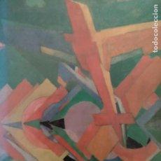 Arte: CATALOGUE EXPOSITION L'ART ET LA RÉVOLUTION AÉRONAUTIQUE ET SPATIALE DELAUNAY. Lote 220877693