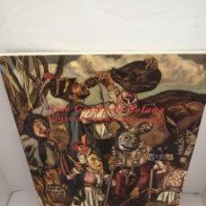 Art: JOSÉ GUTIÉRREZ SOLANA. COLECCIÓN BANCO SANTANDER (CATÁLOGO EXPOSICIÓN). Lote 220842525