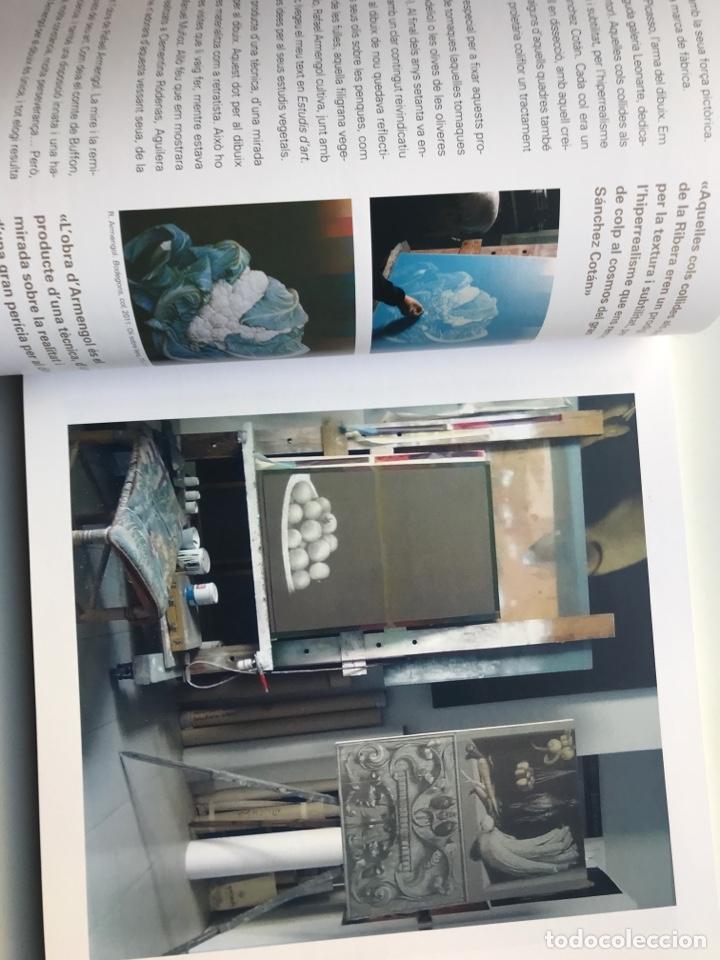 Arte: Envió 8€. Catalogo RAFAEL ARMENGOL Parelles de TIEPOLO 130 paginas, mide 23x24cm practicament nuevo - Foto 2 - 221535036