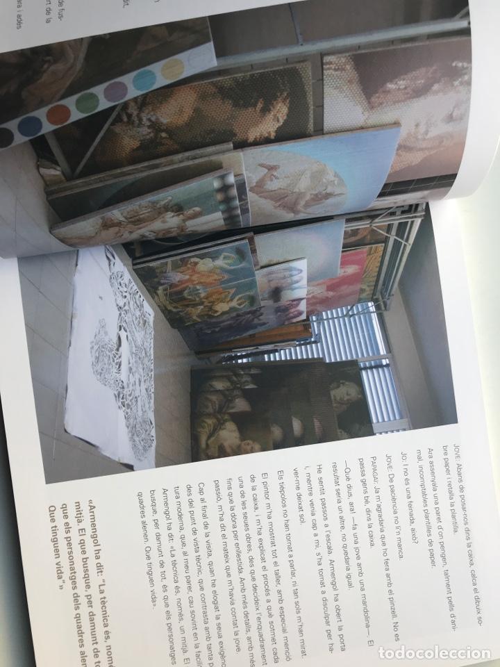 Arte: Envió 8€. Catalogo RAFAEL ARMENGOL Parelles de TIEPOLO 130 paginas, mide 23x24cm practicament nuevo - Foto 3 - 221535036