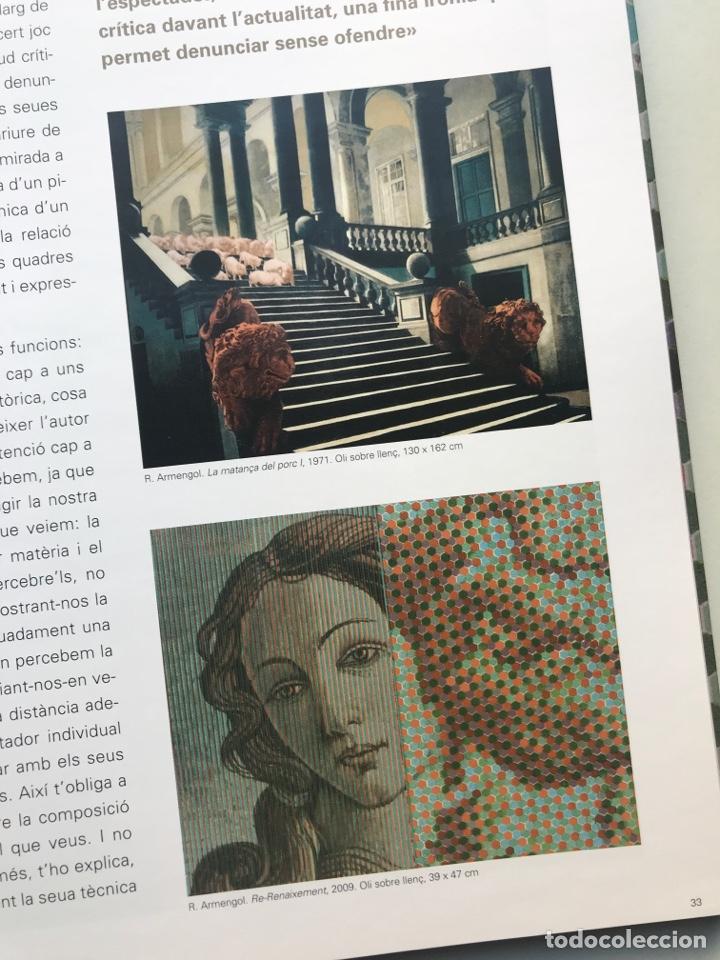 Arte: Envió 8€. Catalogo RAFAEL ARMENGOL Parelles de TIEPOLO 130 paginas, mide 23x24cm practicament nuevo - Foto 5 - 221535036