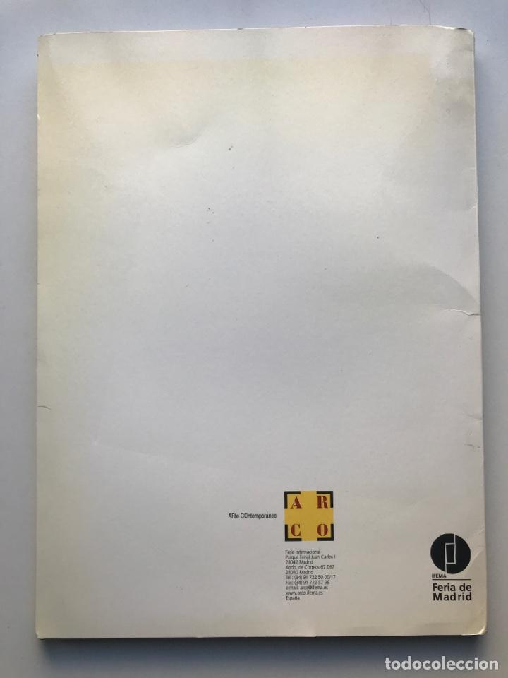 Arte: Envió 8€. Dossier de prensa completo de ARCO 2000. Un documento único para coleccionistas de arte - Foto 6 - 221537092