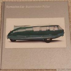 Arte: NORMAN FOSTER DYMAXION CAR BUCKMINSTER FULLER. Lote 221623455