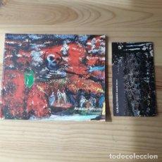 Arte: ARATABÁ-BECÚM : [CATÁLOGO DE LA EXPOSICIÓN] / CARLOS FRANCO ; TEXTOS, ELENA VOZMEDIANO. Lote 221885543