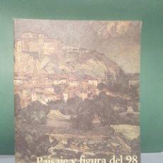 Arte: PAISAJE Y FIGURAS DEL 98 EDITORIAL FUNDACIÓN CENTRAL HISPANO. Lote 221956116