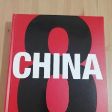 Arte: CHINA 8. CONTEMPORARY ART FROM CHINA ALONG THE RHINE AND RUHR (WALTER SMERLING / TOBIA BEZZOLA). Lote 222195656
