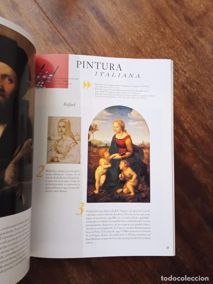 Arte: Catálogo Guía de la Visita al Louvre. Español - Foto 4 - 222282591