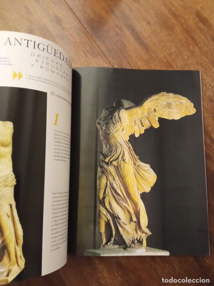 Arte: Catálogo Guía de la Visita al Louvre. Español - Foto 5 - 222282591
