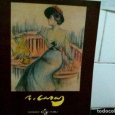 Arte: RAMON CASAS DE GOMEZ TURU. Lote 222553551
