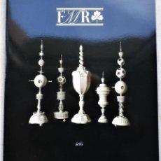 Arte: REVISTA DE ARTE Y CULTURA, FMR Nº 6, ABRIL Y MAYO 2005. Lote 222558927