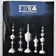 Arte: GUÍA DEL VIAJERO CURIOSO 2005 , FMR REVISTA DE ARTE Y CULTURA. Lote 222559483
