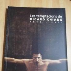 Arte: LES TEMPTACIONS DE RICARD CHIANG 1995 - 2001 (CASAL SOLLERIC / AJUNTAMENT DE PALMA). Lote 222604110