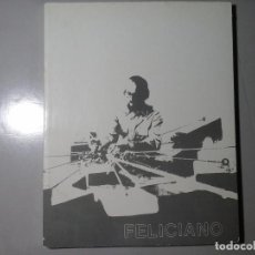 Arte: FELICIANO. ESCULTURAS. FIRMADO Y DEDICADO POR EL ARTISTA. CAJA DE AVILA 1986.ESCULTURA CINÉTICA.RARO. Lote 222717751