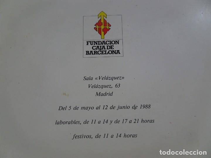 Arte: PERE YSERN ALIÉ (1875-1946) , MAYO-JUNIO 1988 , SALA VELÁZQUEZ, MADRID, VER FOTOS - Foto 15 - 222778457
