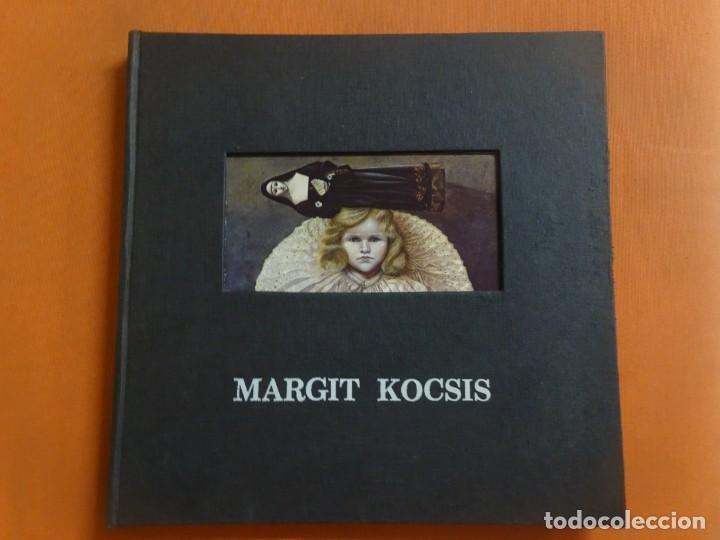 CATÁLOGO EXPOSICIÓN, OBRA MARGIT KOCSIS , GIRONA 1985 , VER FOTOS (Arte - Catálogos)