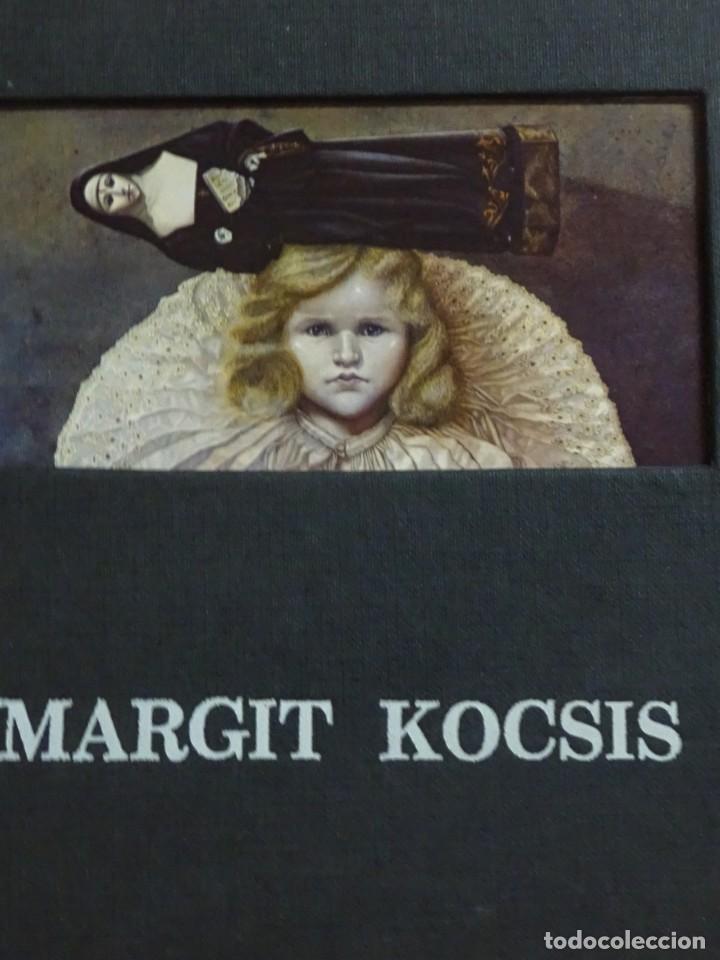 Arte: CATÁLOGO EXPOSICIÓN, OBRA MARGIT KOCSIS , GIRONA 1985 , VER FOTOS - Foto 2 - 223218762