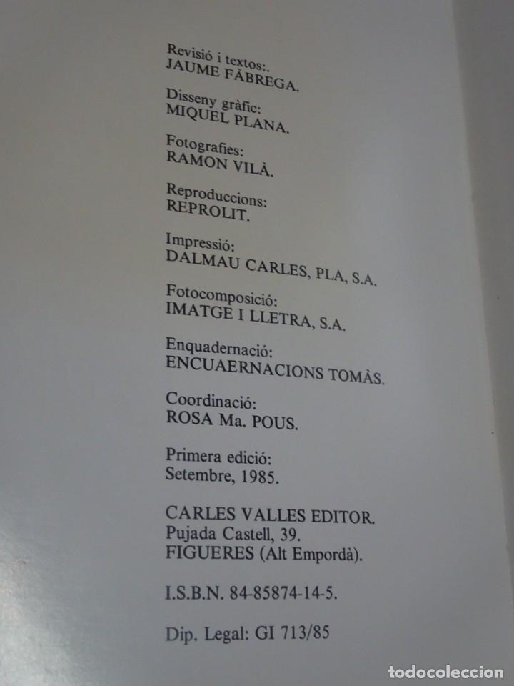 Arte: CATÁLOGO EXPOSICIÓN, OBRA MARGIT KOCSIS , GIRONA 1985 , VER FOTOS - Foto 4 - 223218762