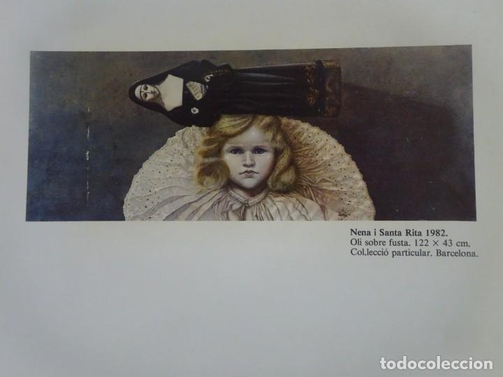 Arte: CATÁLOGO EXPOSICIÓN, OBRA MARGIT KOCSIS , GIRONA 1985 , VER FOTOS - Foto 6 - 223218762