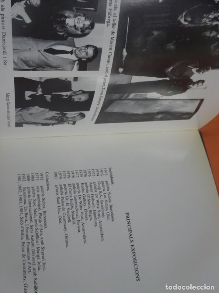 Arte: CATÁLOGO EXPOSICIÓN, OBRA MARGIT KOCSIS , GIRONA 1985 , VER FOTOS - Foto 10 - 223218762