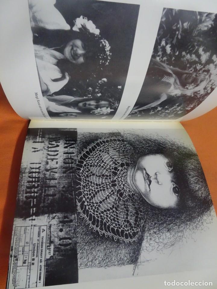 Arte: CATÁLOGO EXPOSICIÓN, OBRA MARGIT KOCSIS , GIRONA 1985 , VER FOTOS - Foto 14 - 223218762