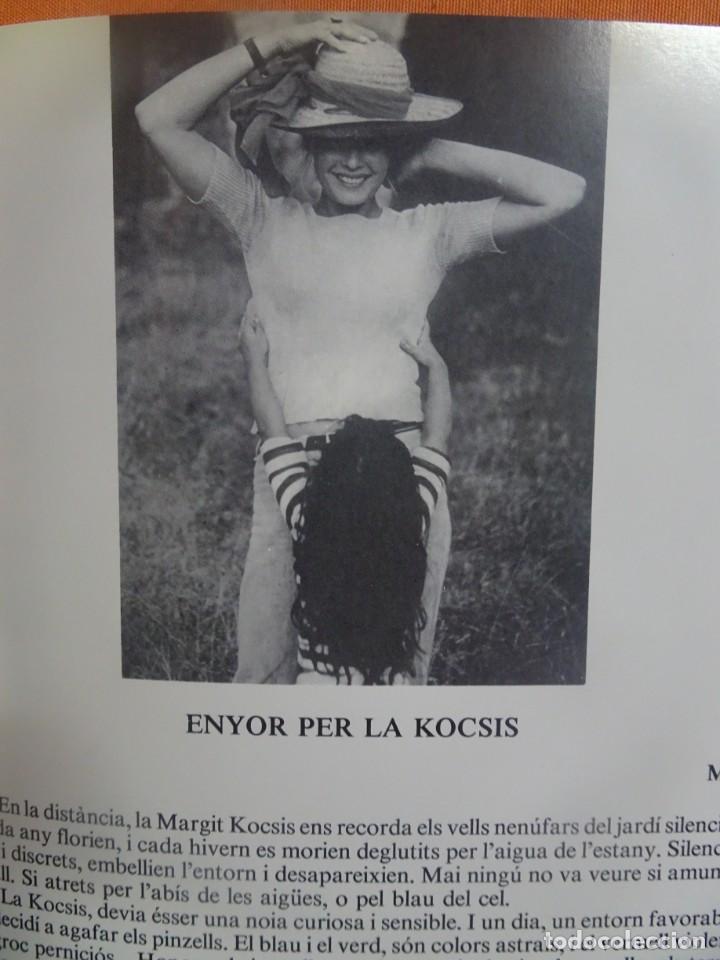 Arte: CATÁLOGO EXPOSICIÓN, OBRA MARGIT KOCSIS , GIRONA 1985 , VER FOTOS - Foto 16 - 223218762
