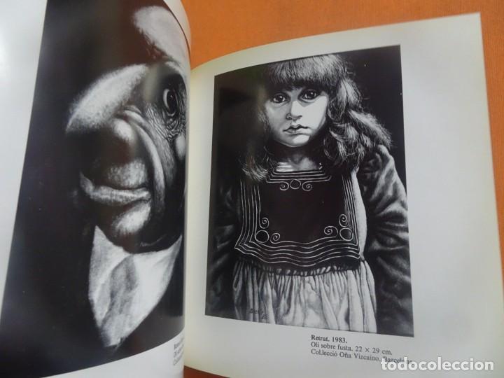 Arte: CATÁLOGO EXPOSICIÓN, OBRA MARGIT KOCSIS , GIRONA 1985 , VER FOTOS - Foto 17 - 223218762