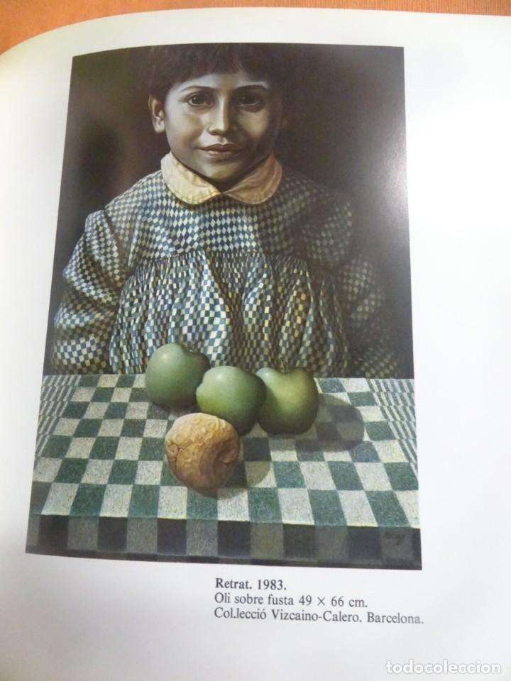 Arte: CATÁLOGO EXPOSICIÓN, OBRA MARGIT KOCSIS , GIRONA 1985 , VER FOTOS - Foto 18 - 223218762