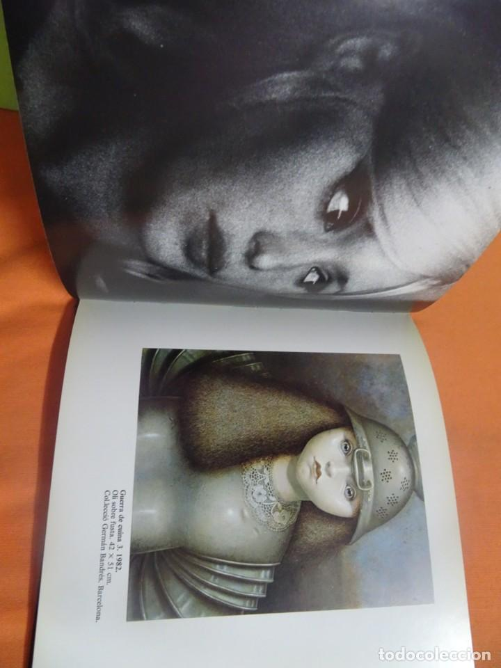 Arte: CATÁLOGO EXPOSICIÓN, OBRA MARGIT KOCSIS , GIRONA 1985 , VER FOTOS - Foto 21 - 223218762