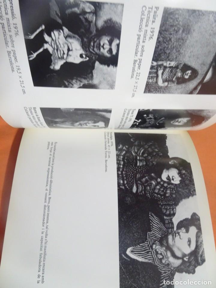 Arte: CATÁLOGO EXPOSICIÓN, OBRA MARGIT KOCSIS , GIRONA 1985 , VER FOTOS - Foto 23 - 223218762