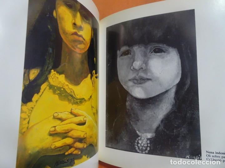 Arte: CATÁLOGO EXPOSICIÓN, OBRA MARGIT KOCSIS , GIRONA 1985 , VER FOTOS - Foto 24 - 223218762
