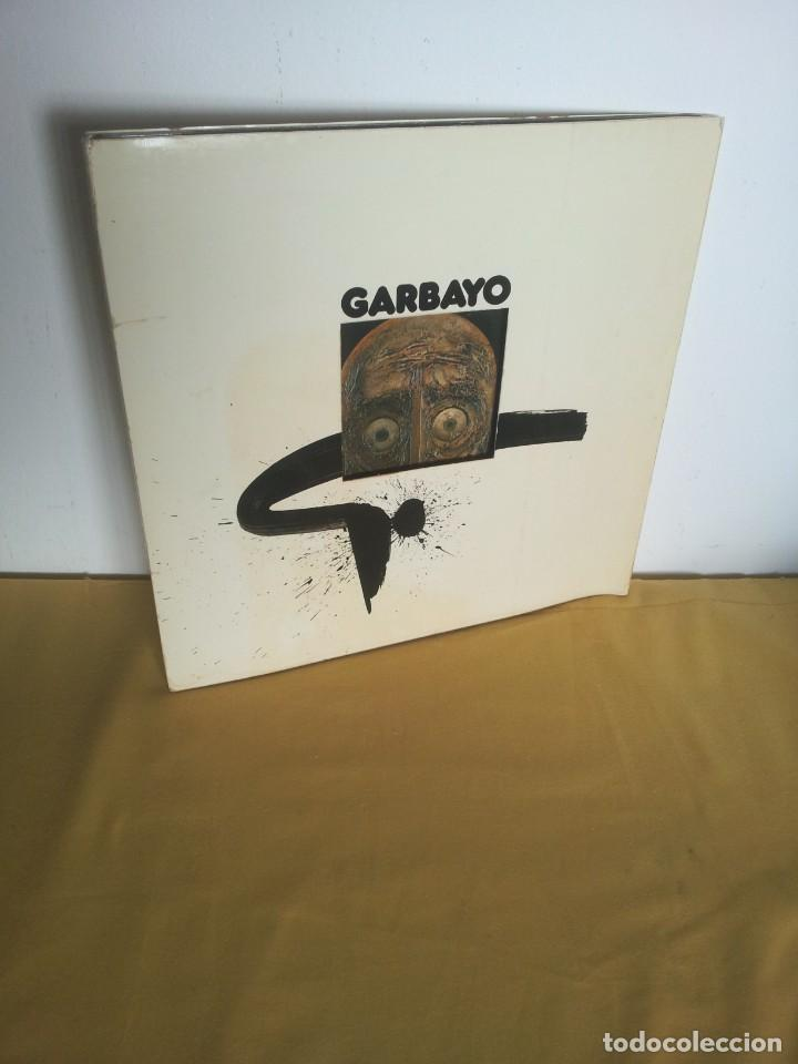 FERMÍN HERNÁNDEZ GARBAYO - GARBAYO (12 LÁMINAS) - DERECHOS HUMANOS EJEMPLAR 222 (Arte - Catálogos)