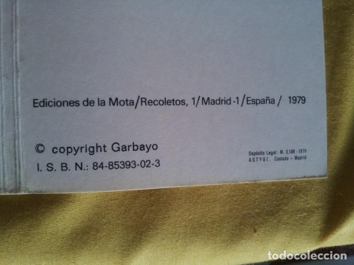Arte: FERMÍN HERNÁNDEZ GARBAYO - GARBAYO (12 LÁMINAS) - DERECHOS HUMANOS EJEMPLAR 222 - Foto 5 - 224502505
