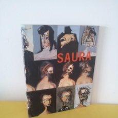 Arte: ANTONIO SAURA - CASA DE LA PROVINCIA. SEVILLA - CAJA DUERO 2003. Lote 224672186
