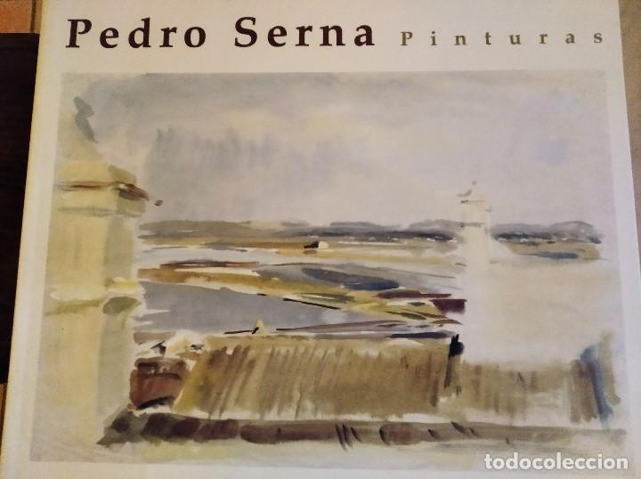 PEDRO SERNA, CATALOGO EXPOSICIÓN MUSEO MUNICIPAL DE ALBACETE. 1997. SEMANA GRANDE DE CAJAMURCIA (Arte - Catálogos)