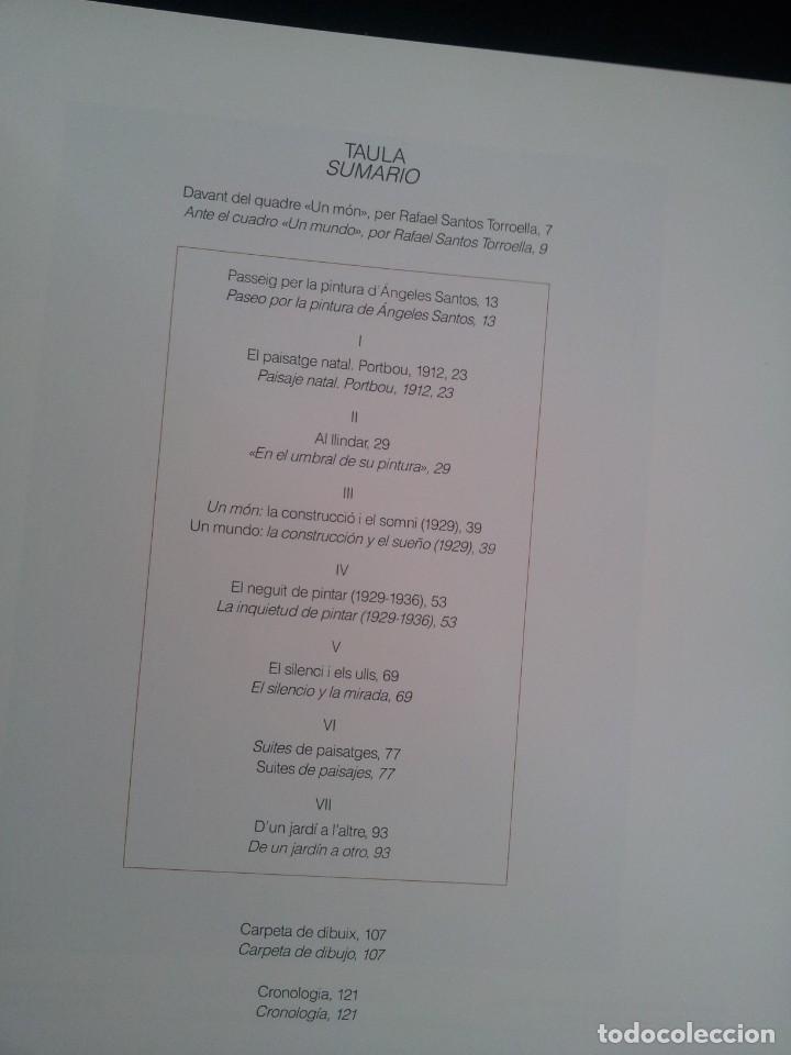Arte: VINYET PANYELLA - ÁNGELES SANTOS - 1992 - CATALAN Y CASTELLANO - Foto 2 - 227983990
