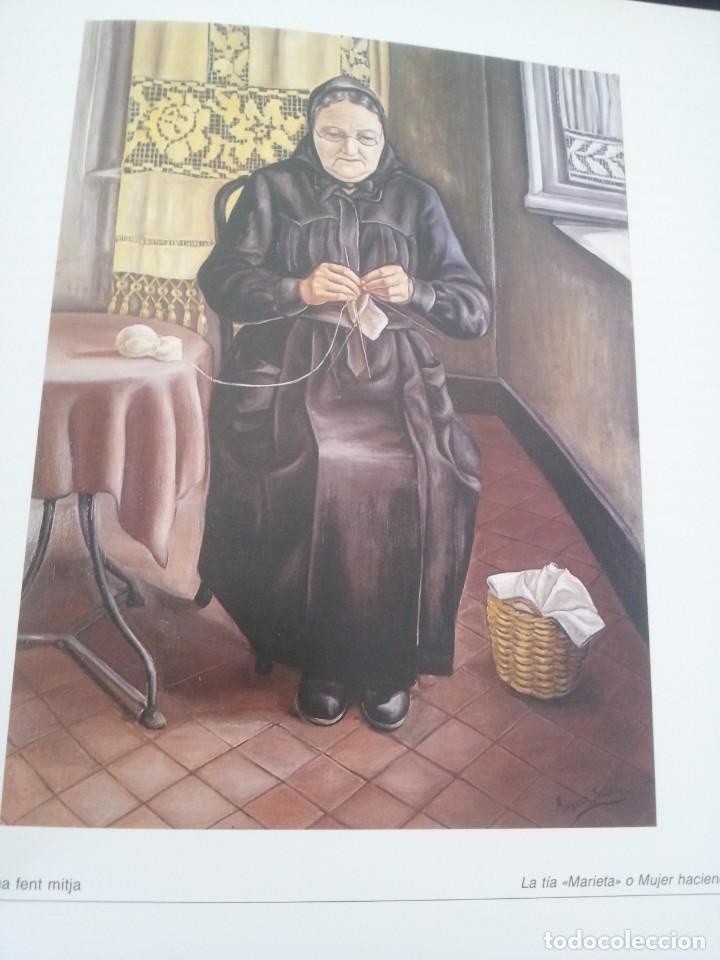 Arte: VINYET PANYELLA - ÁNGELES SANTOS - 1992 - CATALAN Y CASTELLANO - Foto 3 - 227983990